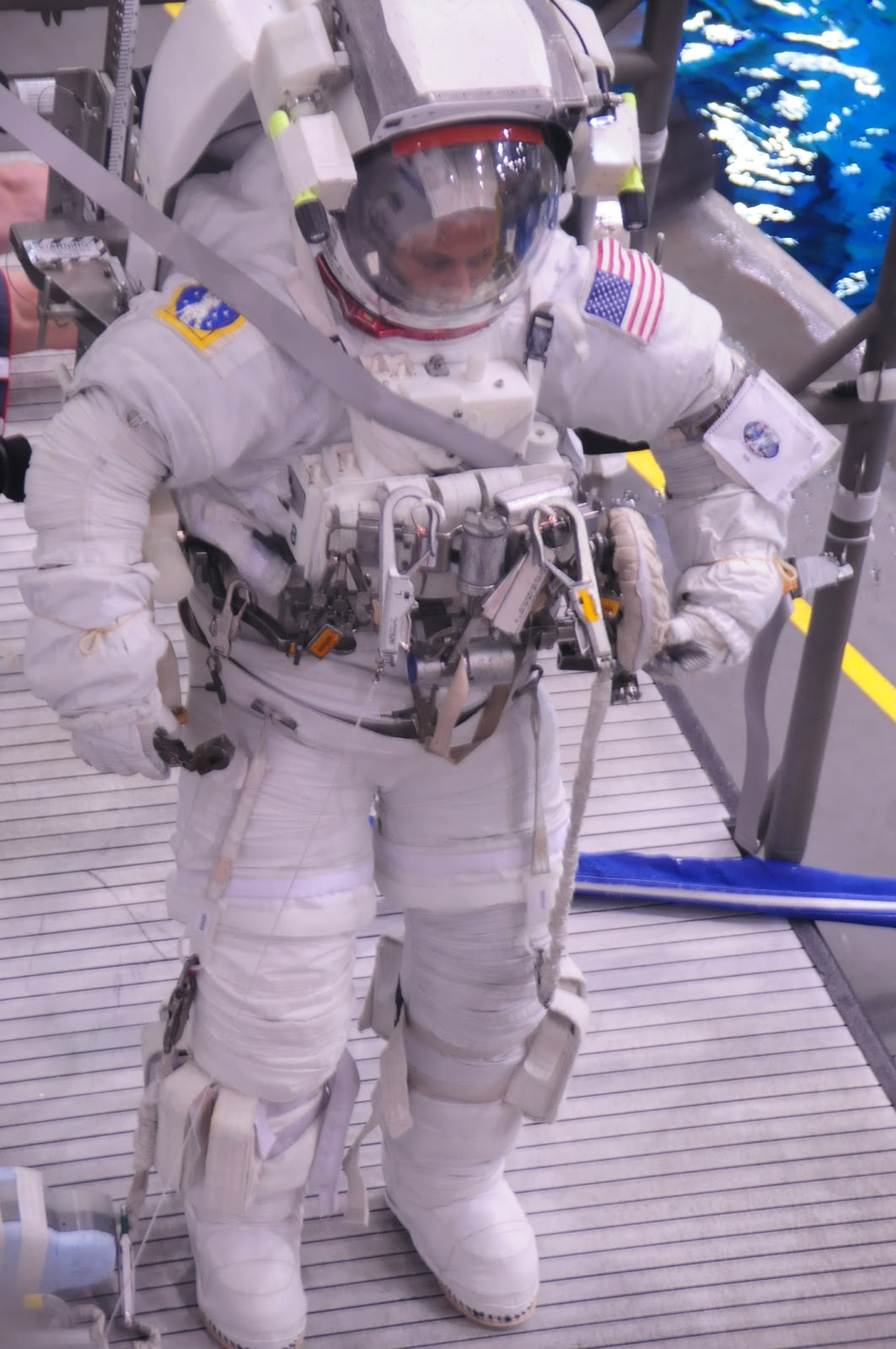 Eastern Eagles: Day 3 - Tour of Johnson Space Center....A ...