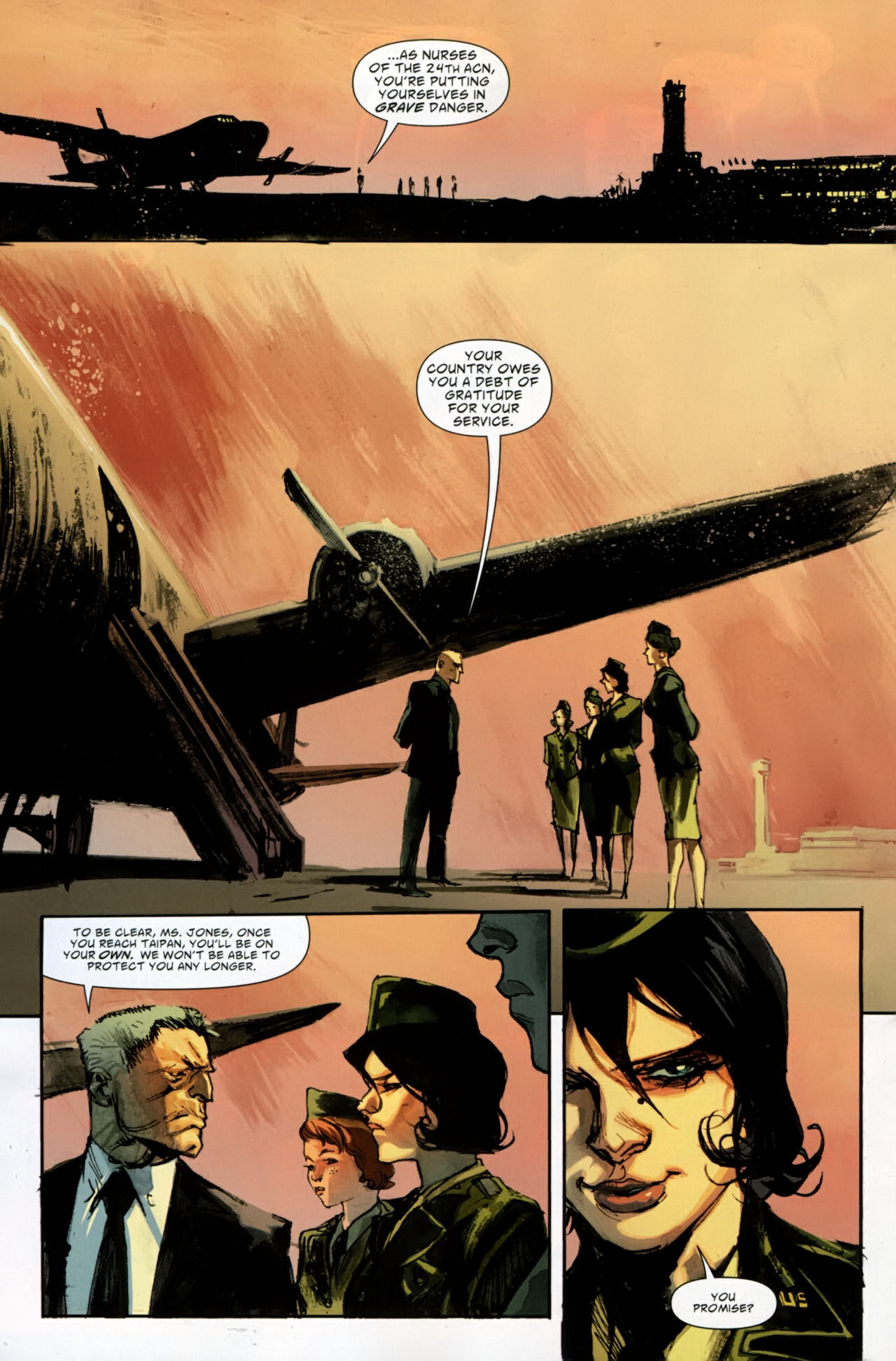 Read online American Vampire comic -  Issue #15 - 8