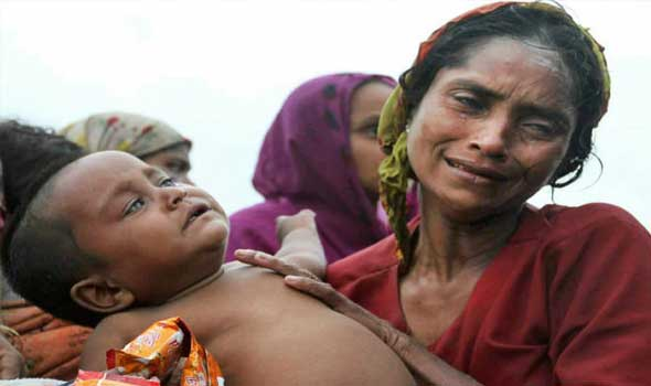 مسلمو الروهينجا في بورما, ميانمار