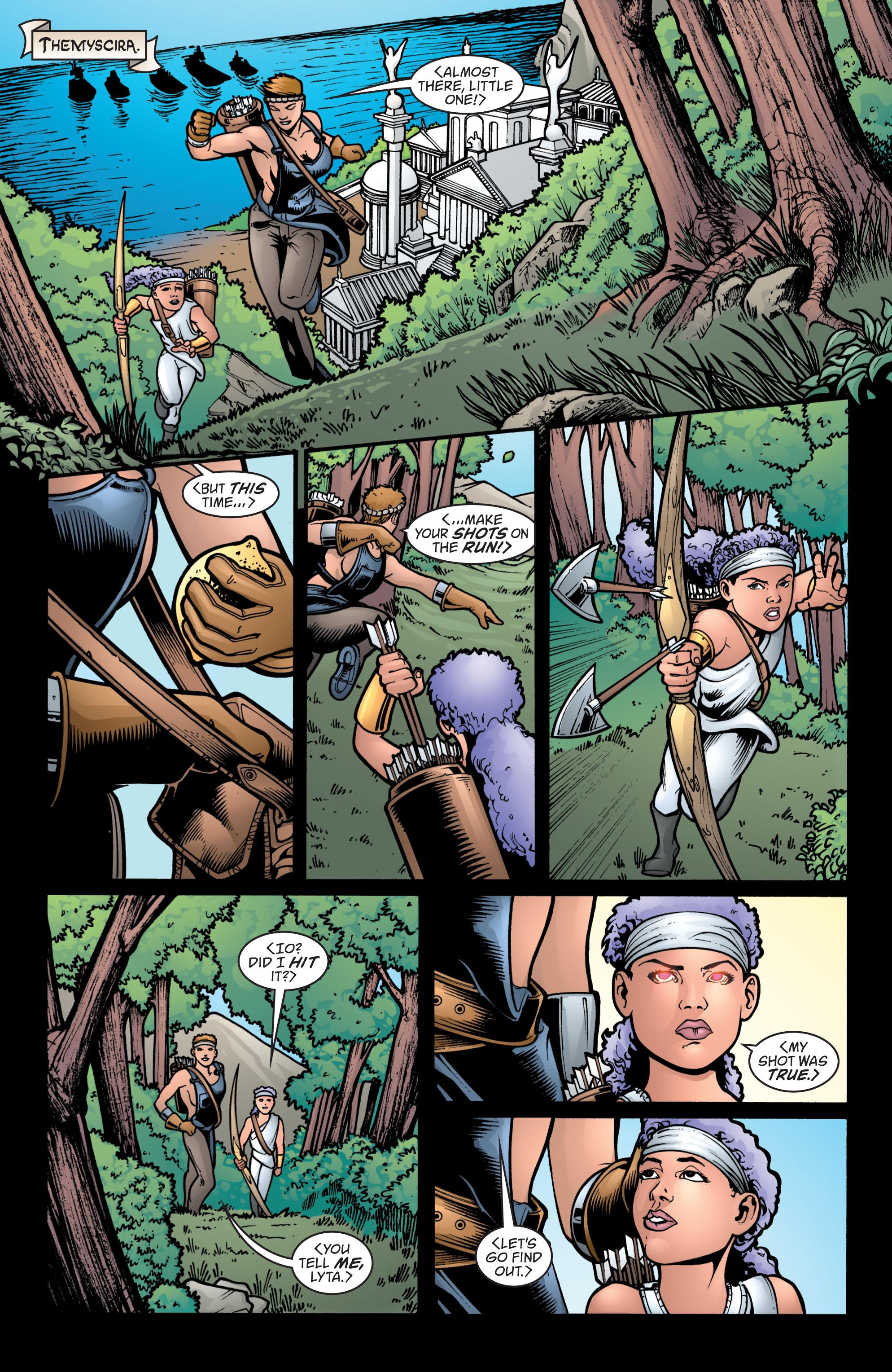 Read online Wonder Woman (1987) comic -  Issue #212 - 17