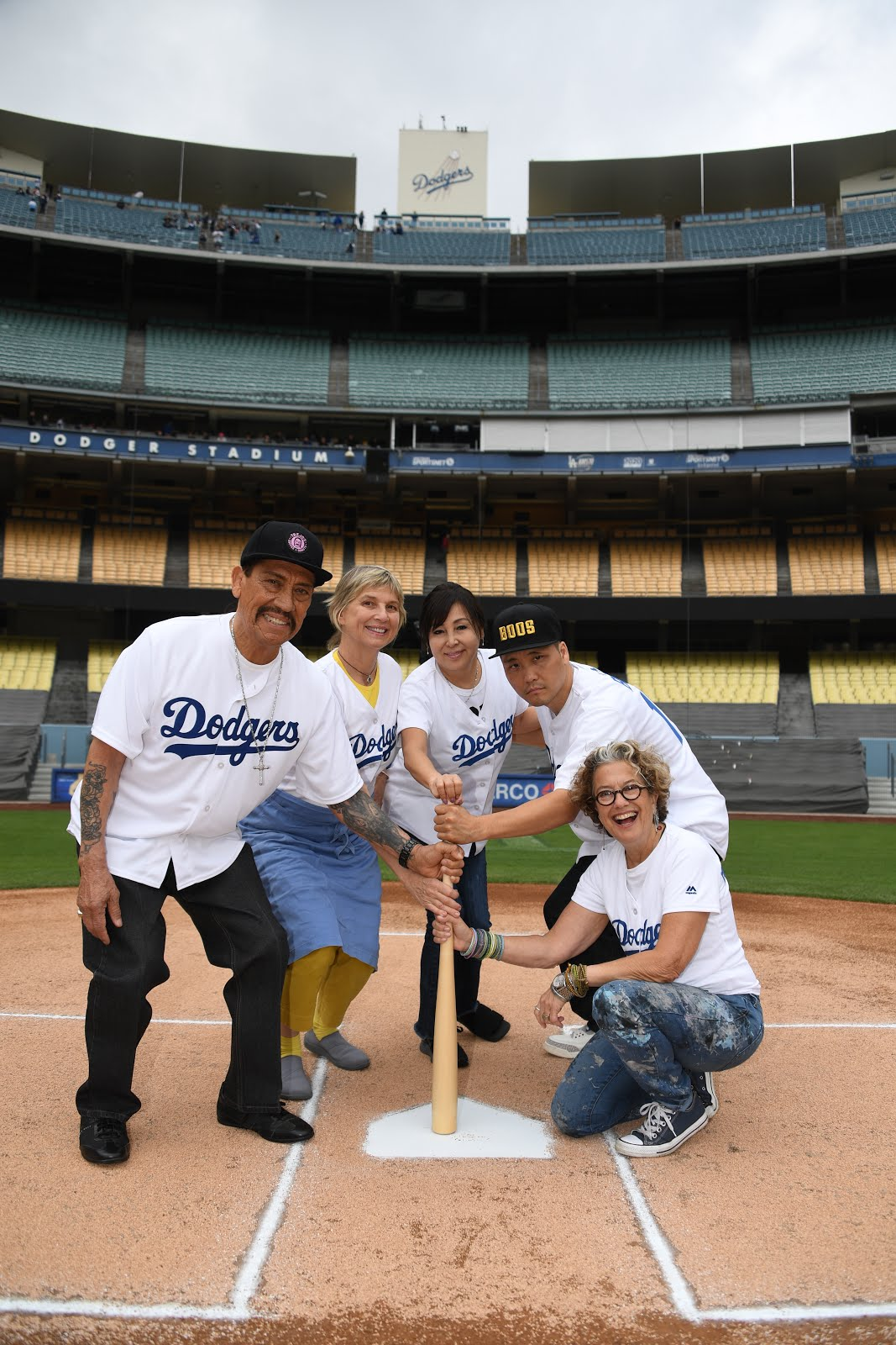 Dodgers Blue Heaven Angels Series Starts Tuesday Stadium