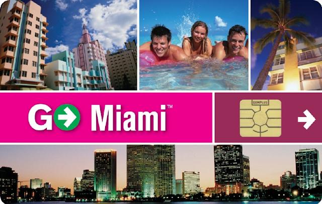 Go Card em Miami