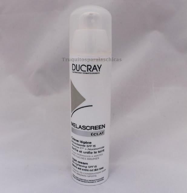 ducray despigmentante melascreen