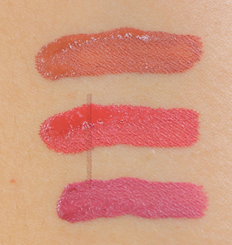 Swatches and review of Huda Beauty Liquid Matte Lipsticks.