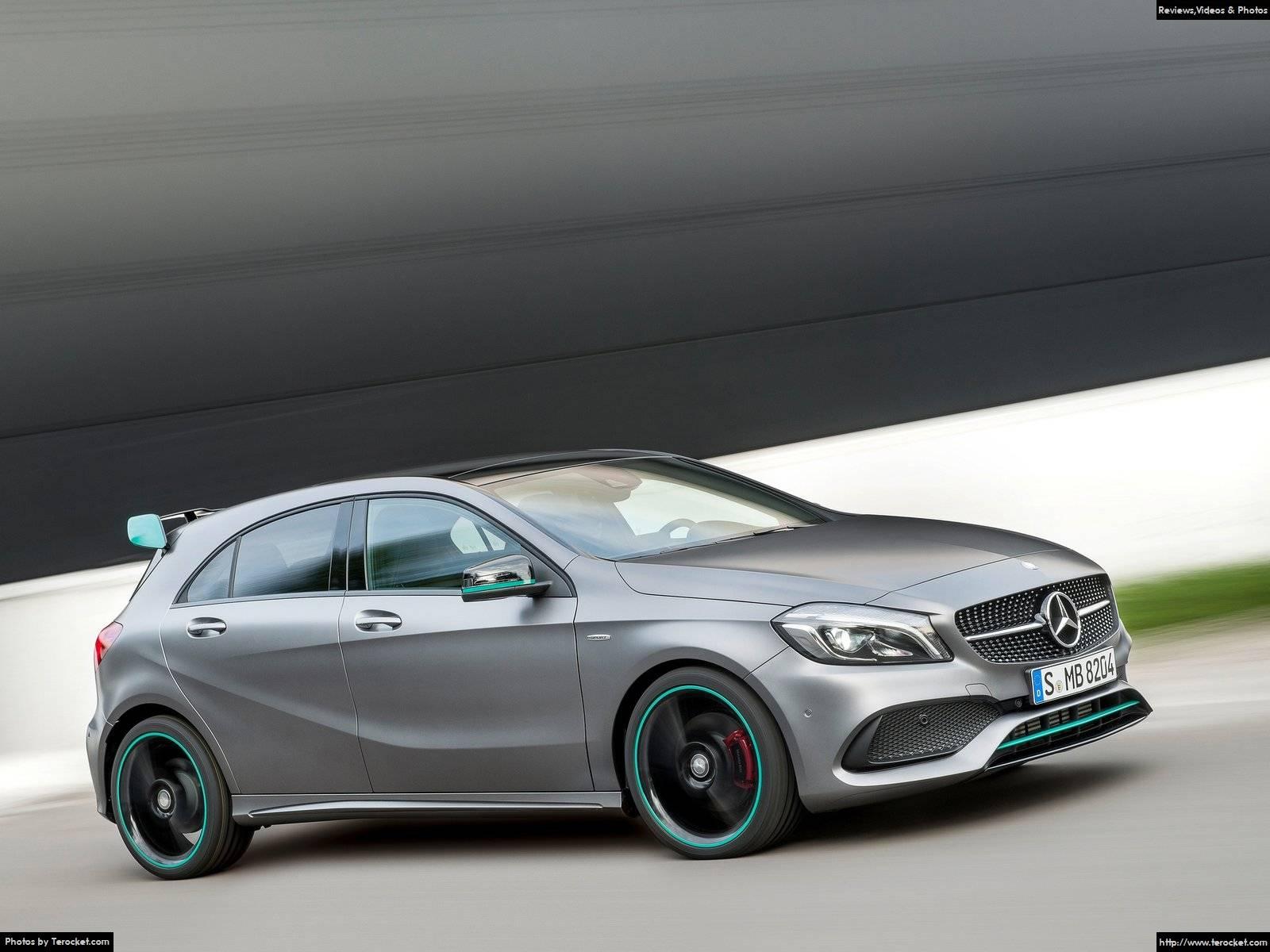 Hình ảnh xe ô tô Mercedes-Benz A-Class 2016 & nội ngoại thất