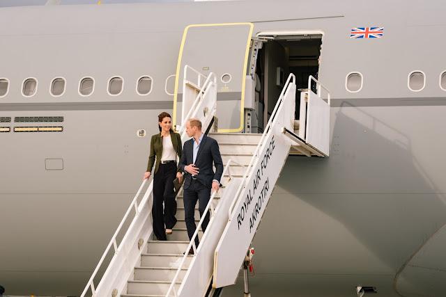 Wizyta Kate i Williama na Cyprze