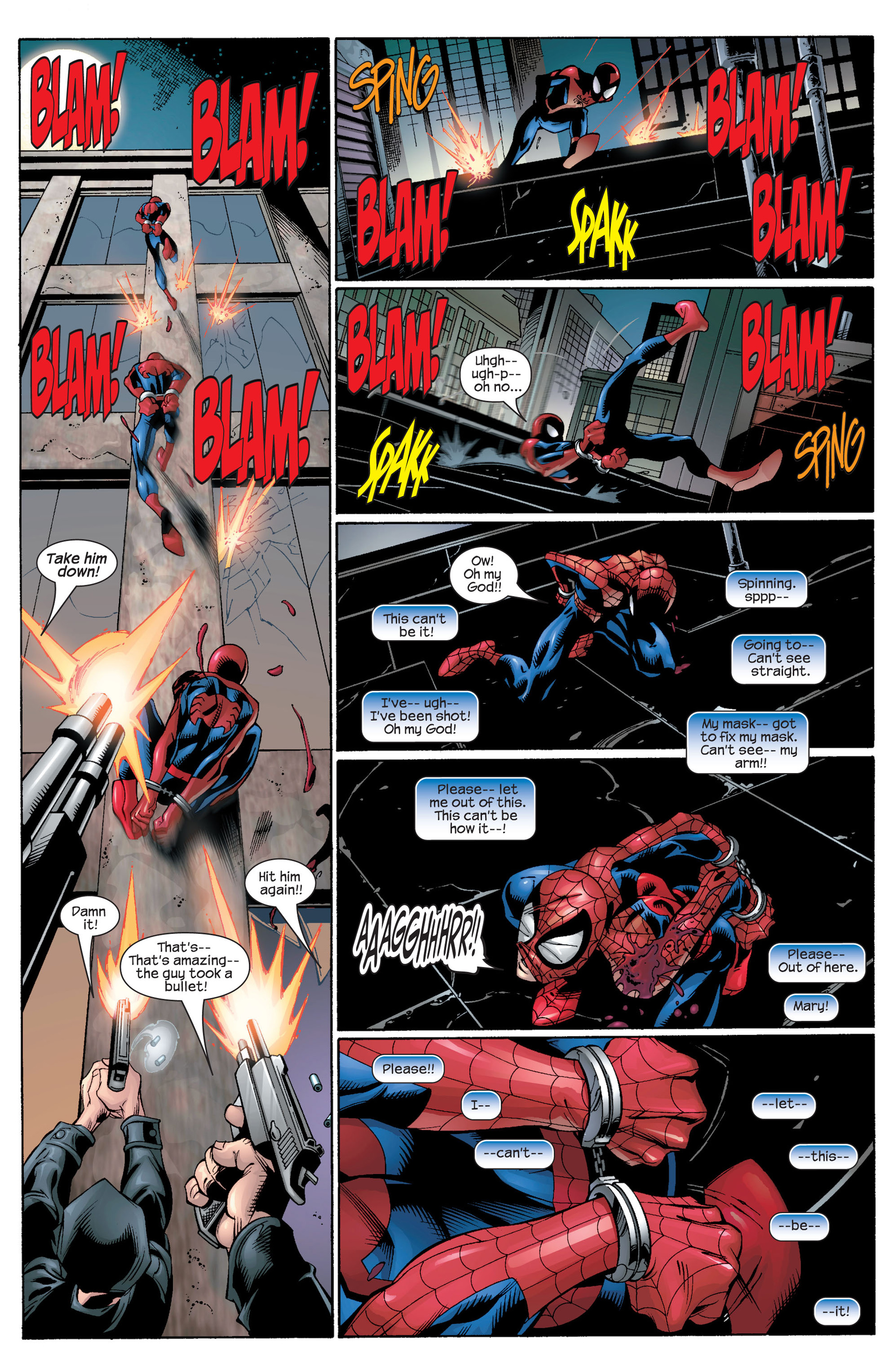 Read online Ultimate Spider-Man (2000) comic -  Issue #30 - 5