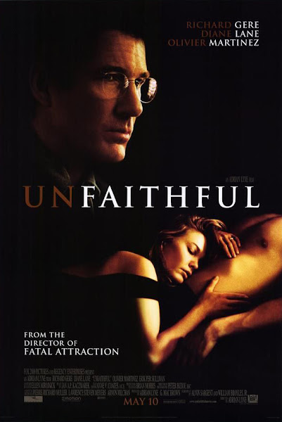 Poster of (18+) Unfaithful 2002 English 720p BRRip Full Movie Download