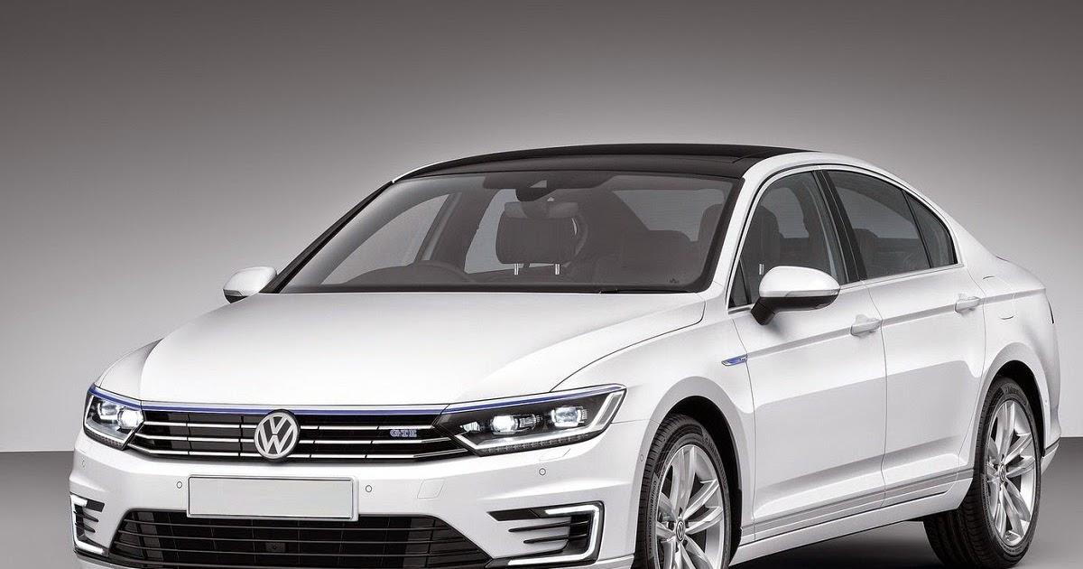 Volkswagen Passat Gte Plug In Hybrid 215hp Car Reviews New Car