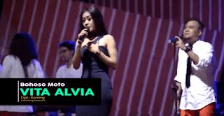 Lirik Lagu Bohoso Moto - Vita Alvia