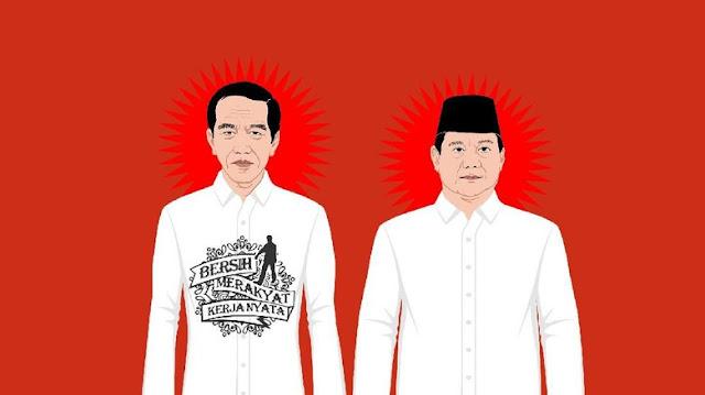 Jokowi Tampilkan Artwork Sumpah Pemuda di IG, Prabowo Tulis Pesan