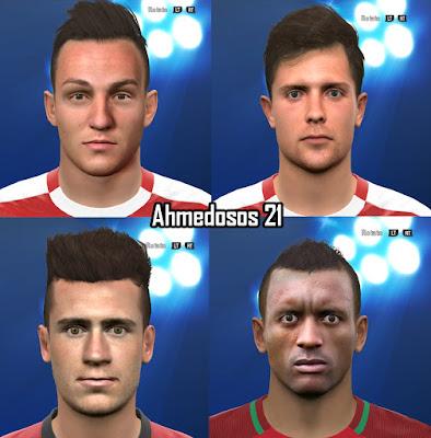 PES 2016 New Facepack by Ahmedosos21