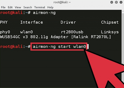 Hack your own home network by Kali-Linux and test it. How strong is its security?
