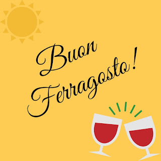 Happy Ferrogosto from Shoes N Booze