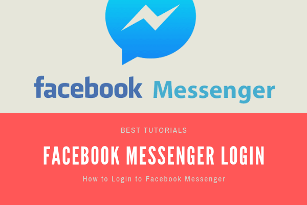 Facebook Messenger Login