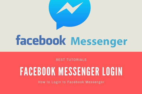 Login messenger Get Messenger