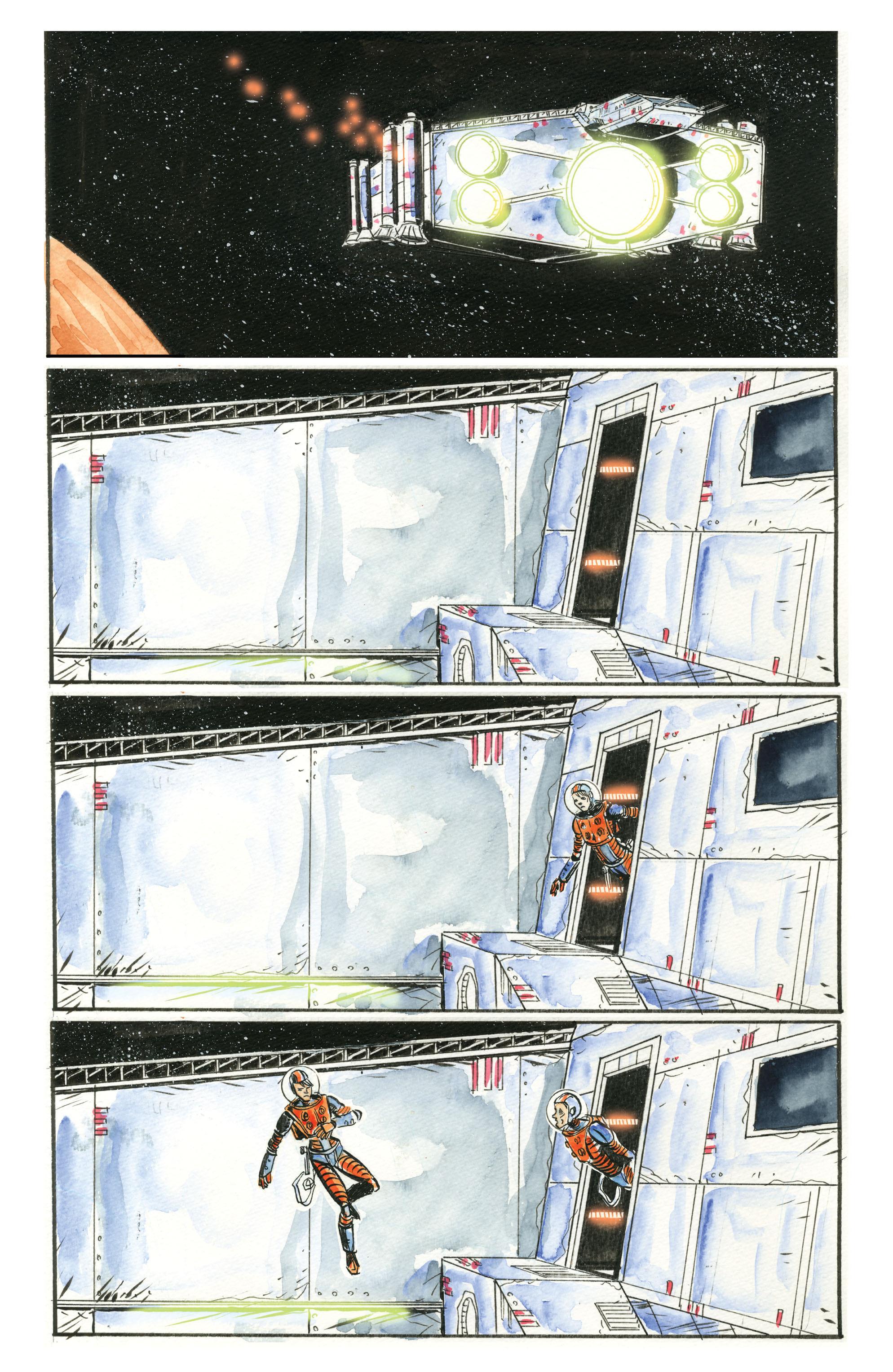 Read online Trillium comic -  Issue # TPB - 194