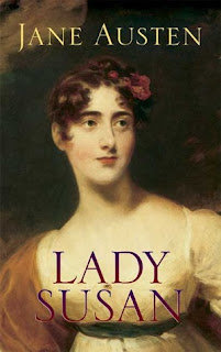 Book cover: Lady Susan by Jane Austen