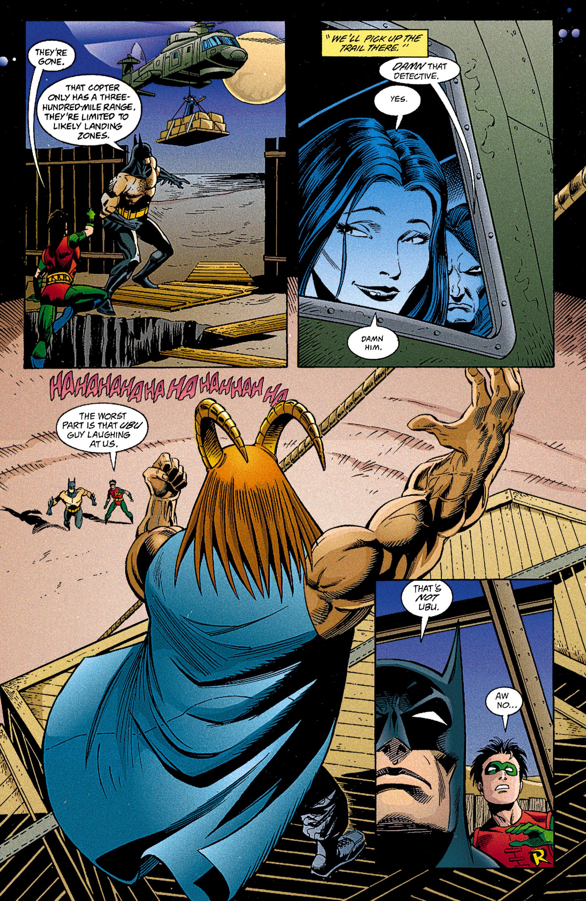 Detective Comics (1937) 700 Page 34