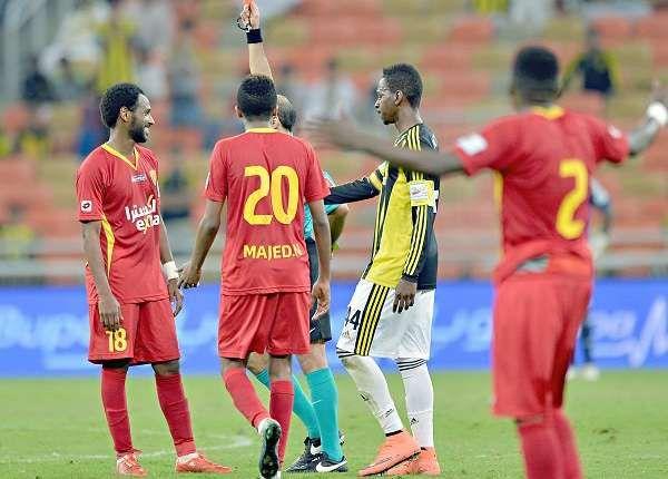 يلا شوت نتيجة مباراة الوحدة والقادسية | 2 - 5