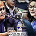 PNP CHIEF DELA ROSA TURNS EMOTIONAL AFTER ACCUSATIONS OF HONTIVEROS of the PNP's Policy