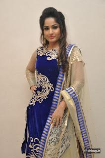 Madhavi Latha Stills at Iddaram Movie Audio Launch