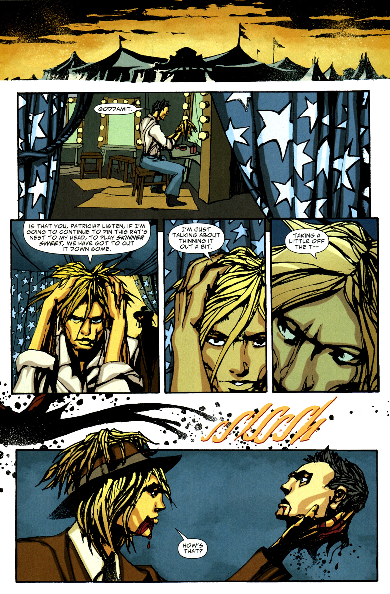American Vampire issue 12 - Page 10