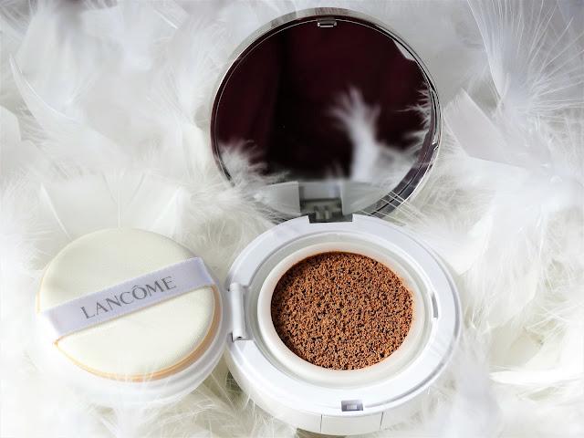 Avis Miracle Cushion de Lancôme, blog beauté