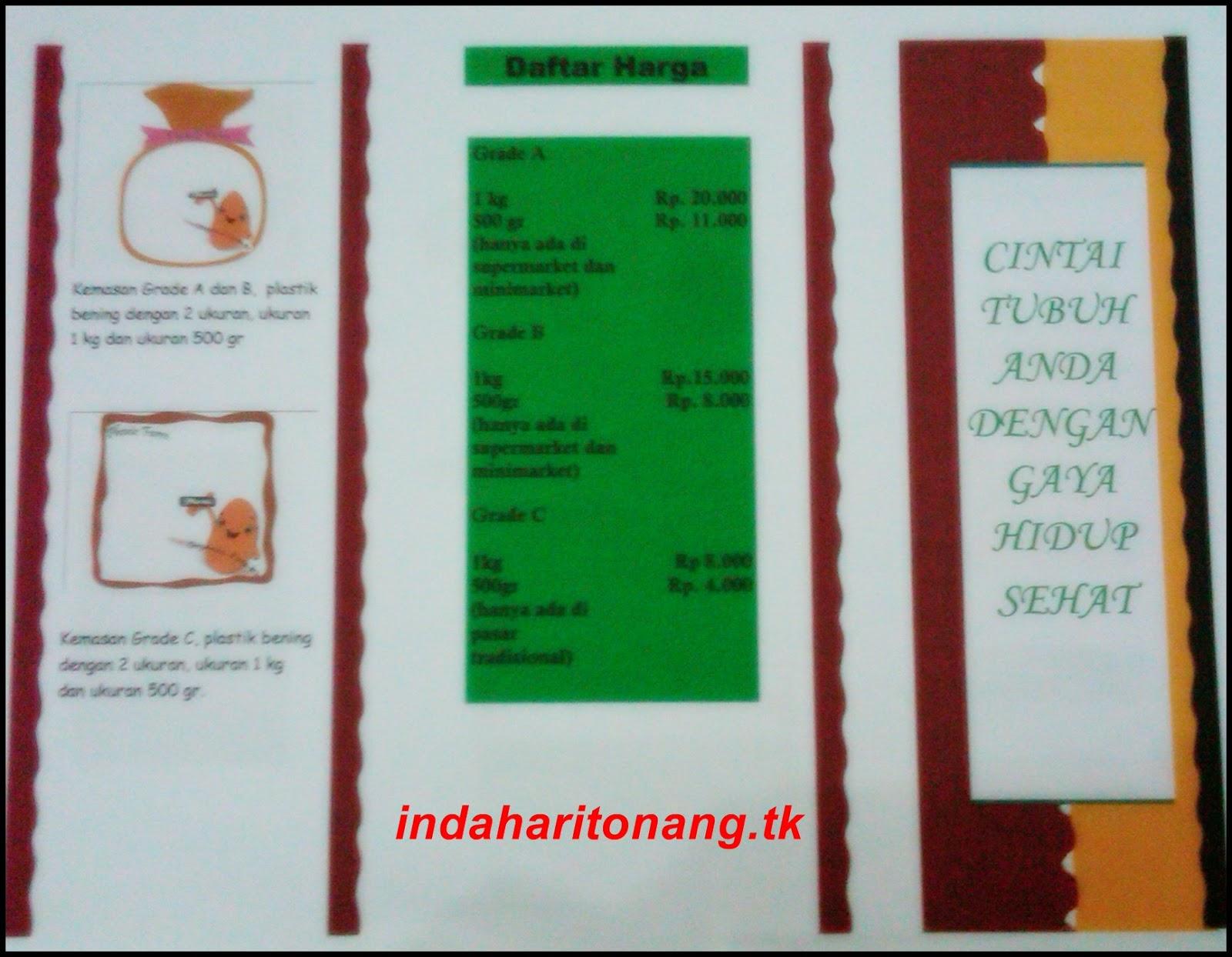 Sekilas Info Cara Membuat Leaflet Brosur Dengan Microsoft Word 2007