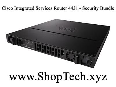 Cisco Integrated Services Router 4431 - Security Bundle - RJO Ventures Inc - #ShopTechxyz