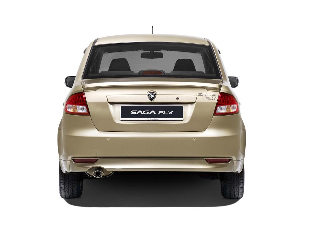 Proton Saga FLX with CVT Transmission! Simon Har