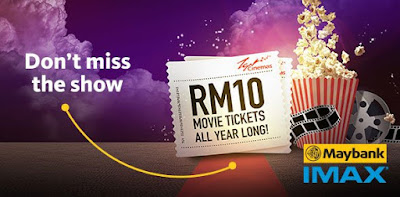 TGV Cinemas Free Popcorn Maybank Credit Cards Reward