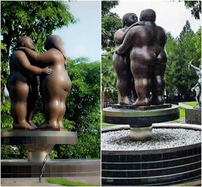 1001 keindahan Tempat Wisata di Sentul, Taman Patung & Taman Bambu Ecoartpark Sentul