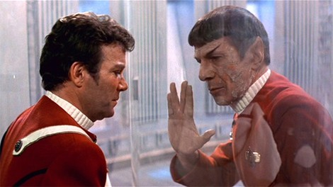 Star Trek 2: The Wrath Of Khan