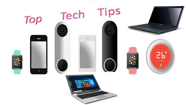 Top Technology Tips  about devices that everybody must know