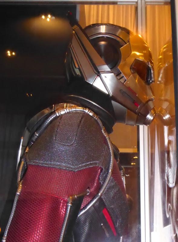 AntMan costume Captain America Civil War