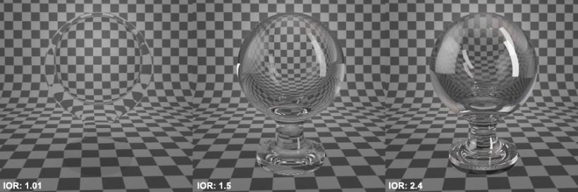 gach bong-ior Vật liệu V-Ray FastSSS2 (Phần 1)