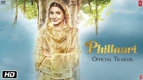 Phillauri Trailer Anushka Sharma plays a Ghost