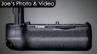 Canon BG-E14 Battery Grip For 70D & 80D - Review & Generic Grip Comparison