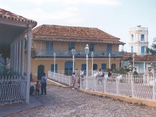 Plaza Mayor; Trinidad; Sancti Spíritus; Cuba