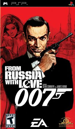 ROMs - 007 - From Russia With Love  - PSP Download