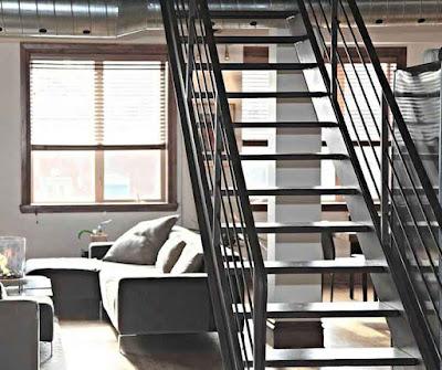 Cara Membuat Desain Rumah Minimalis 2 Lantai Asri dengan Memilih Tangga yang Tepat