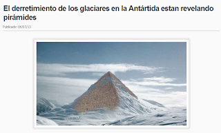 Resultado de imagen para antartica ruinas