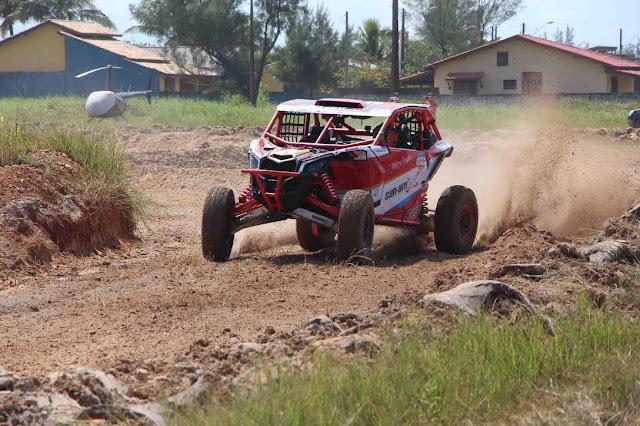 Adrenalina e disputas acirradas na 10ª edição do Rally da Ilha Comprida