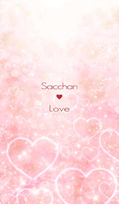 Sacchan Love Heart name theme