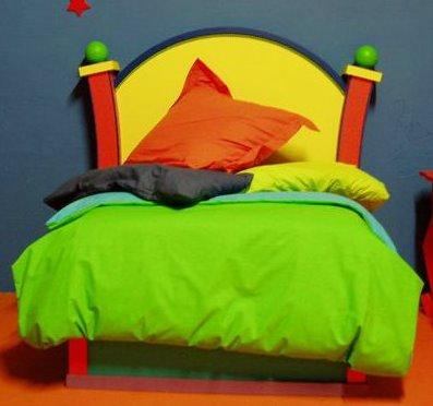 Childrens Twin Bed With Trundle Set