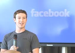 Mark Zuckerberg in a speech