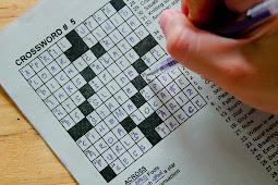 Metode Pembelajaran Crossword Puzzle (Teka-teki Silang)