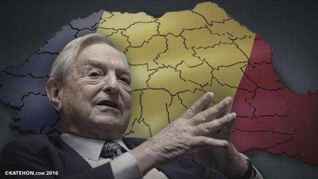 George Soros Domination: A Romanian Case Study Sorosrumyniya