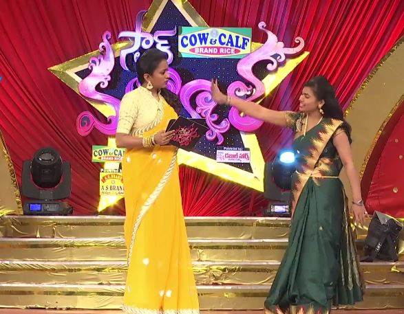 Participant Argues with Anchor Suma Kanakala in Star Mahila